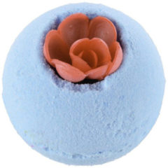 Treets Bath ball darling flower 1 Stuks