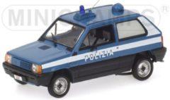 Fiat Panda Polizia 1980 - 1:43 - Minichamps