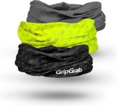 Gele GripGrab Neck Warmer Essentials Multi Pack Muts Unisex - One Size