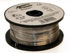 Lasdraad - inox/rvs - 0.8 mm - 500 gram - Telwin
