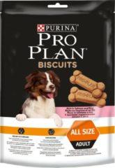 Pro Plan Biscuits Zalm/Rijst - Hondensnack - 4 x 400 g