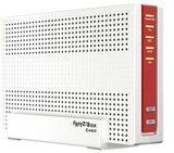 AVM FRITZ!Box 6590 Cable - Wireless Router - Kabelmodem - 802.11a/b/g/n/ac - Desktop