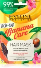 Eveline Cosmetics Food For Hair Banana Care Hair Mask 20ml.