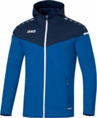 Jako - Hooded jacket Champ 2.0 Junior - Blauw - Kinderen - maat 140