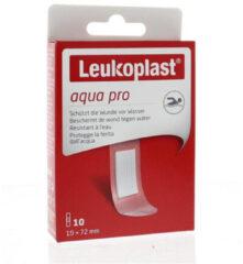Leukoplast Aqua Pro 19 X 72 Mm (10st)