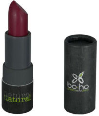Rode Boho Green make-up Boho, Lipstick groseille 103 mat