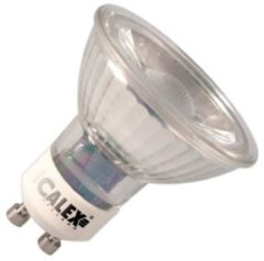 "Calex COB LED lamp GU10 240V 3W 230lm 2800K ""halogeen look"""