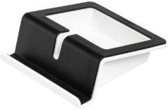 HAN-tabletstandaard Up, wit/zwart, 92100-13