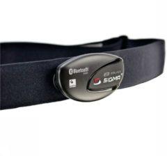 Zwarte Sigma Sport Sigma R1 - Borstband - ANT+/Bluetooth