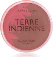 Goudkleurige Maybelline Terre Indienne 09 Golden Tropics 09 Poeder blush
