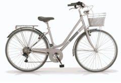 MBM Trekkingbike 28 Zoll ' Silvery' Woman Grau MBM Grau