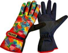 Mapei GB - Fietshandschoenen - Vintage - Multicolor - Maat L