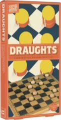 Professor Puzzle Houten Damspel Draughts 29 X 29 Cm