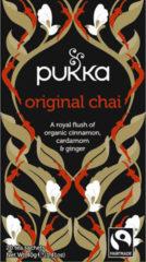 Pukka Org. Teas Original chai 20 Stuks