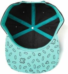 Turquoise Merkloos / Sans marque Adventure Time - BMO Snapback With Embroidery And Printed Bill