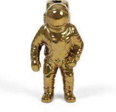 Gouden Seletti Vaas Starman Gold