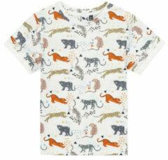 Oranje T-shirt Korte Mouw 3 Pommes ARIANE