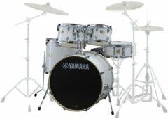 Yamaha JSBP0F5PW Stage Custom Birch shellset Pure White