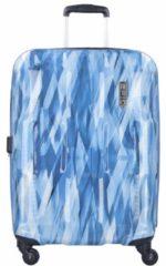 Crate ex 4-Rollen Trolley 76 cm Epic diamond blue