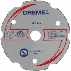 Dremel S500JA DSM20 Mehrzweck Schneidescheibe 2615S500JA