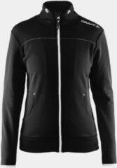 Craft Leisure Jacket Women Zwart maat S