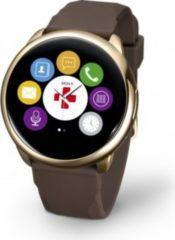 MYKRONOZ ZeRound Smartwatch pinkgold-braun