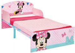 Roze Worlds Apart Minnie Mouse metalen ledikant