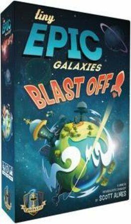 Afbeelding van Gamelyn Games Tiny Epic Galaxies: Blast Off! (EN)