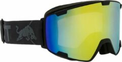 Zwarte Red Bull Spect Eyewear Skibril Park Unisex (001)