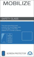 Transparante Screen Protector Samsung Galaxy J3 2016 Tempered Glas Mobilize