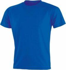 Blauwe Senvi Sports Performance T-Shirt- Royal - S - Unisex