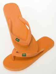 Bellatio Basic - Slippers - Dames - Maat 36-38 - Oranje