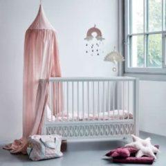 Roze Cam Cam CamCam Hemeltje Kinderbed - Dot Blossom Pink