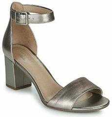 Clarks - Damesschoenen - Deva Mae - D010302 - pewter leather - maat 6