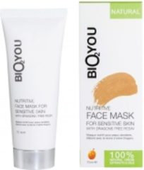 Bio2You Nederland Verzorgend gezichtsmasker voor de gevoelige huid met drakenbloedboom hars