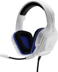 Zwarte The G-Lab Cobalt Gaming Headset - Wit - PC/PS4