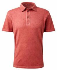 Oranje Tom Tailor Heren Poloshirt EU48