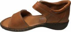 Manlisa dames sandalen S245-534 cognac mt 37