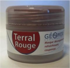 Rode Laboratoire gé Terral Rouge zuiverend kleimasker 100ml