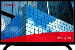 Zwarte TOSHIBA 32L2063DG - Full HD Televisie - Smart TV