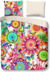HIP Collection HIP Feliz - Dekbedovertrek - Tweepersoons - 200x200/220 cm + 2 kussenslopen 60x70 cm - Multi kleur