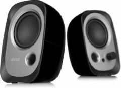 Zilveren Edifier R12U multimedia speakers