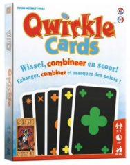 999 Games Qwirkle Cards - Kaartspel