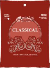 Martin Strings M260 Classical snarenset voor klassieke gitaar