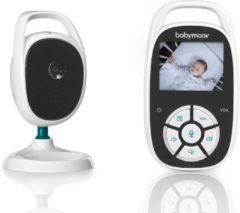 """Babymoov Babyfoon Video YOO-See Wit/Zwart A014414 - 250m bereik - scherm 2,4"""""""