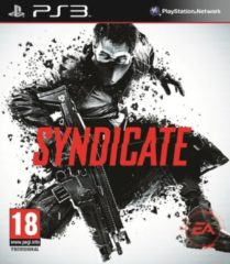 Electronic Arts Syndicate - PS3