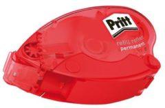 Rode Pritt Navulbare permanente lijmroller permanent Rood 8 4 mm x 16 m