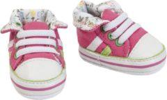 Heless poppenschoenen sneaker meisjes 30-34 cm roze