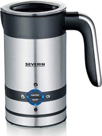 Afbeelding van Severin SM 3584 melkschuimer Automatische melkopschuimer Zwart, Roestvrijstaal