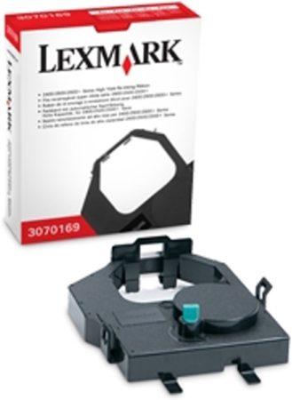 Afbeelding van LEXMARK 25xx+, 25xx, 24xx lint zwart 8 million characters 1-pack